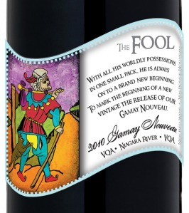 Reif Estates The Fool Gamay Nouveau