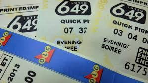 The Lotto 649 retirement plan